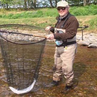 Benchil Beat Salmon Fishing Guide Rive Tay