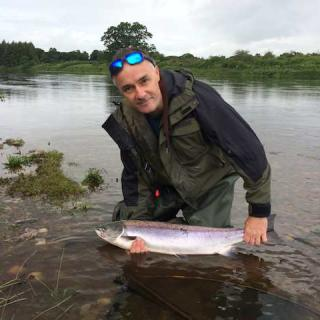 Catching Your First Scottish Salmon