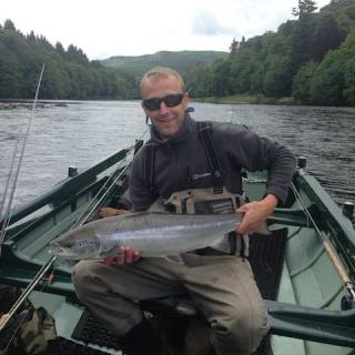 Fishing The Tay For Spring Salmon