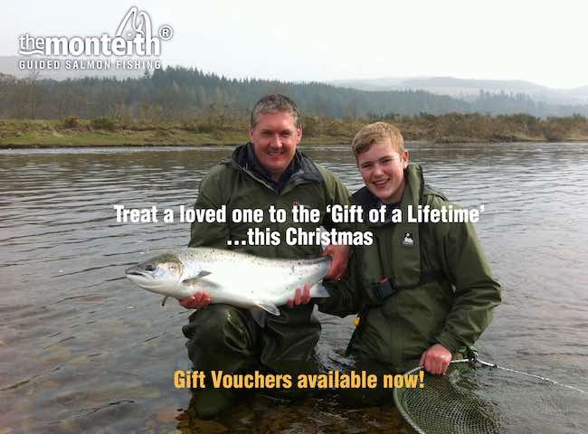 Fishing Gift Vouchers For Salmon