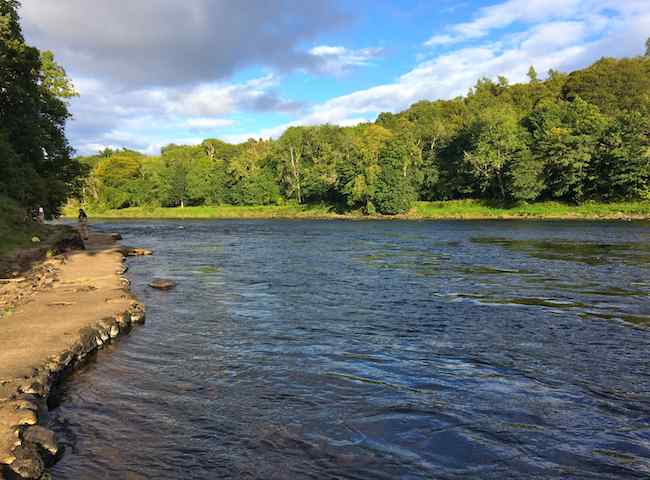 The Best River Tay Salmon Fishing Pools